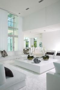 white interior living 1
